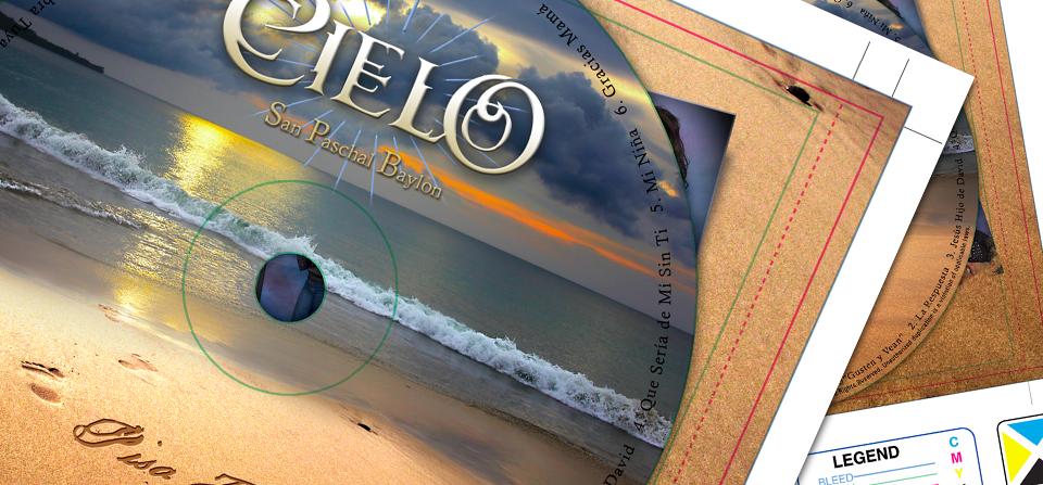 CIELO SPB Arte para CD