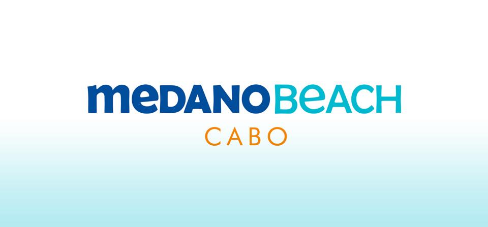 Logotipo Medano Beach Cabo