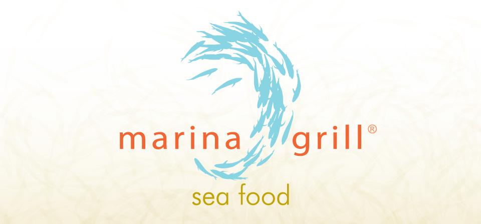 Marina Grill Logotipo