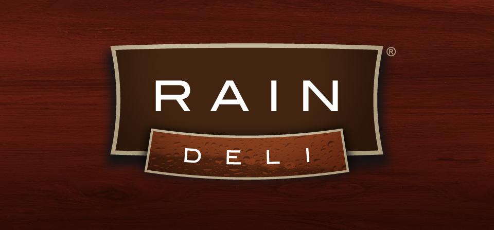 Rain Deli Logotipo