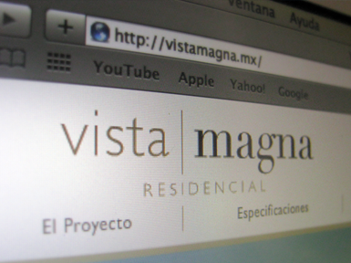 Vista Magna Página Web